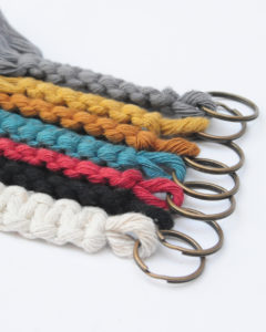 Braided Keyrings